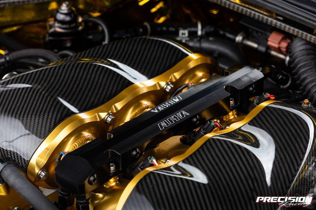 The Golden PR12 Nissan R35 GTR (MR35)
