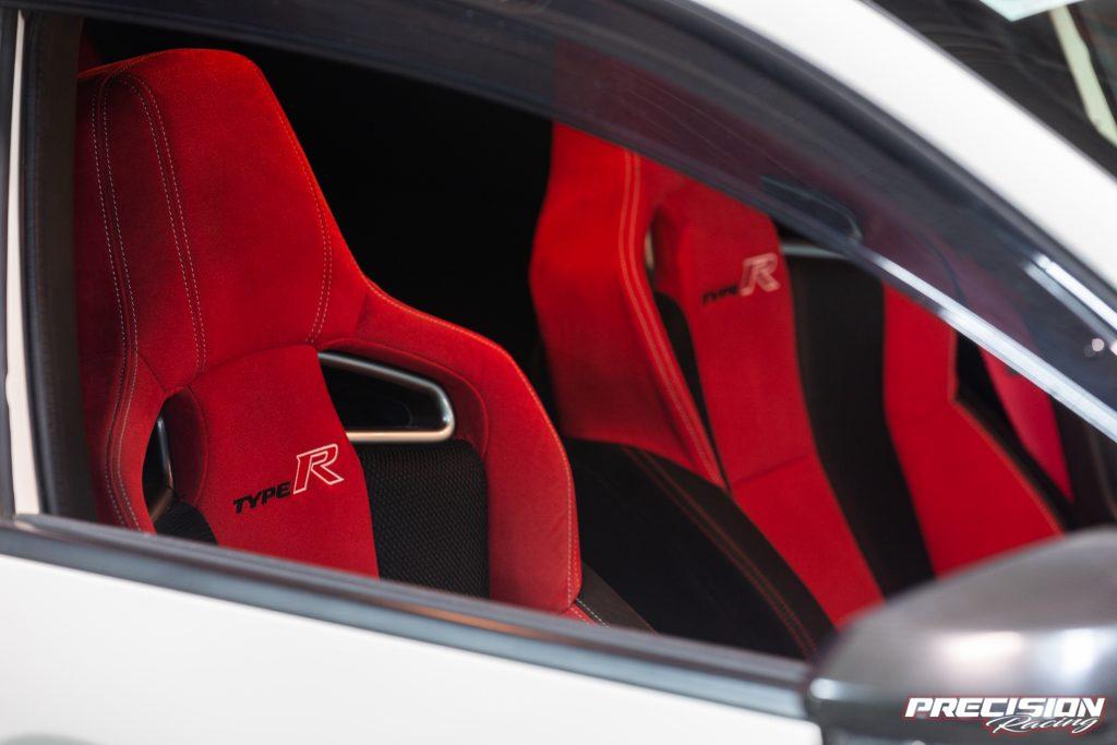 640hp MoTeC Controlled Honda Civic FK8 Type R