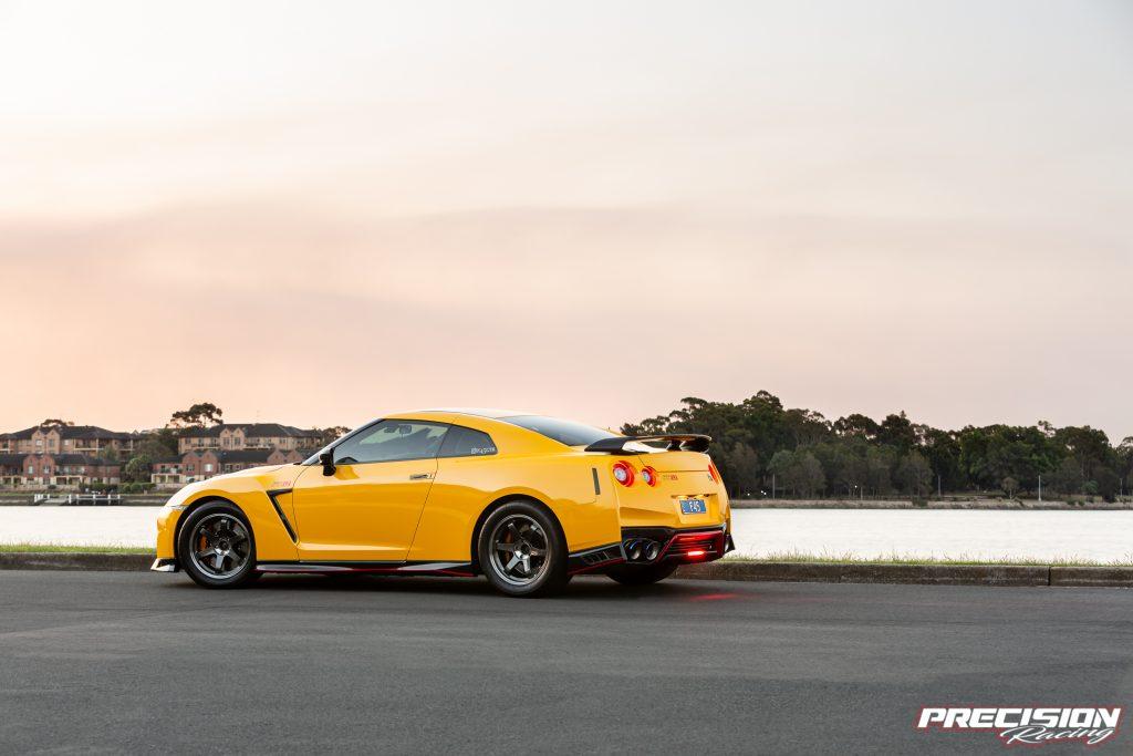 1300hp F45 2018 PR12 Nissan R35 GTR