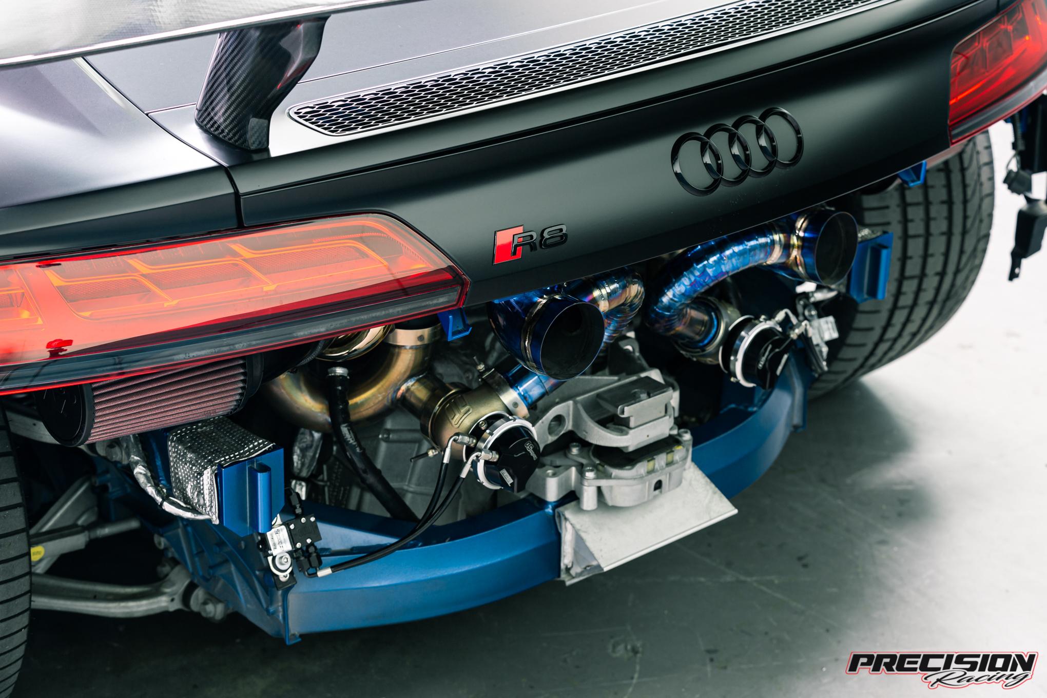 R8 twin turbo 9