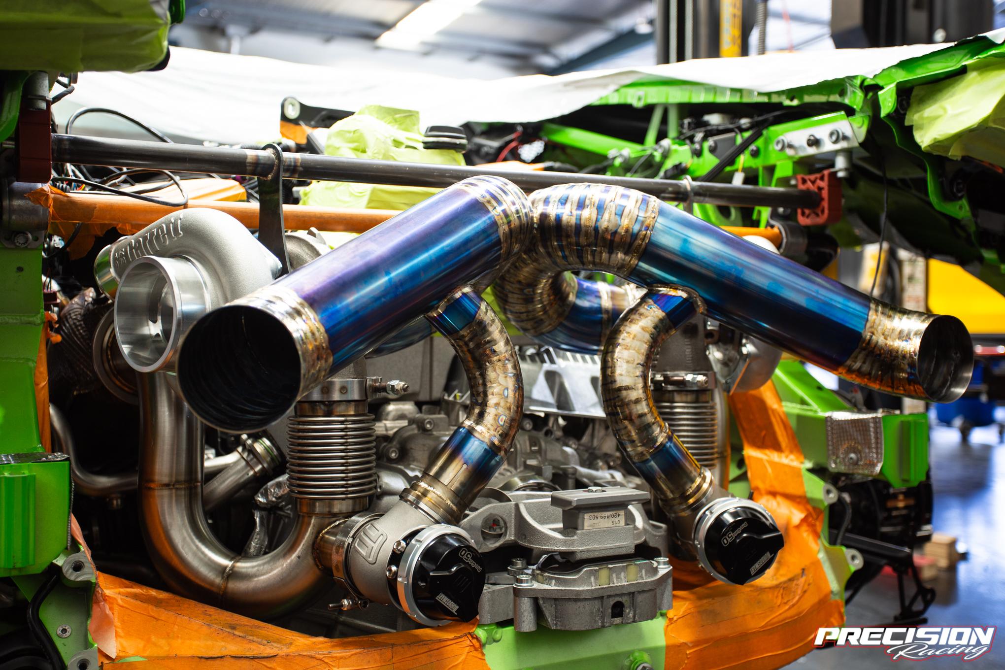 Huracan twin turbo 2
