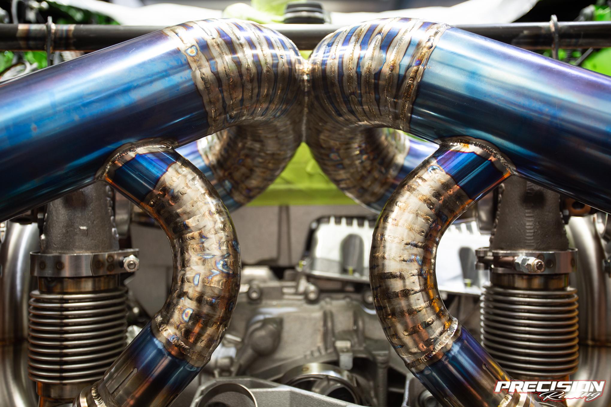 Huracan twin turbo 3