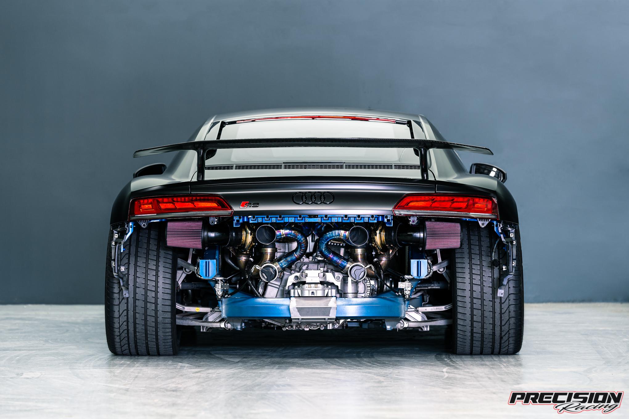 R8 twin turbo 1