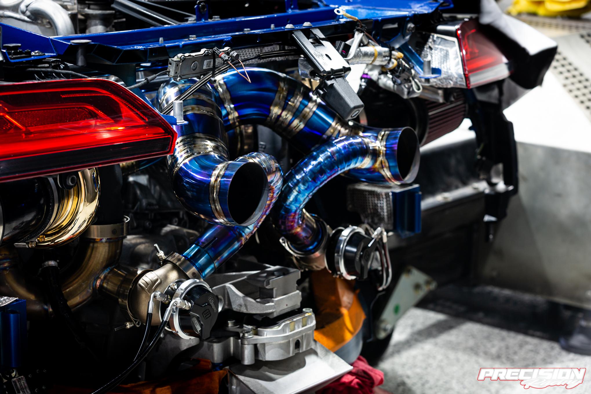 R8 twin turbo 12