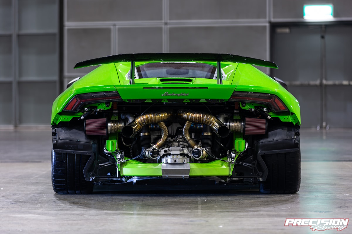 Huracan Packages